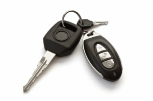 Caversham Vehicle Hire - car key